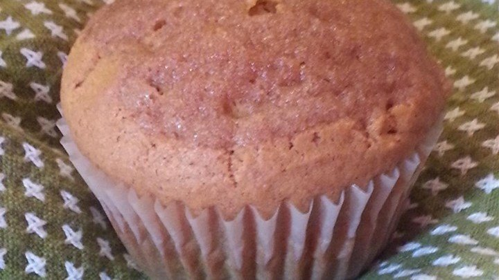 Pumpkin Muffins with Cinnamon Streusel Topping download