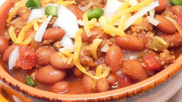 Tray's Spicy Texas Chili download