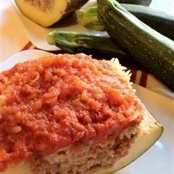 Mellas Family Lamb Stuffed Zucchini (Koosa) download