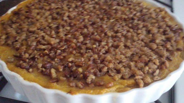 Squash Casserole with Crunchy Pecan Topping download