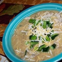 Restaurant-Style Cheesy Poblano Pepper Soup download