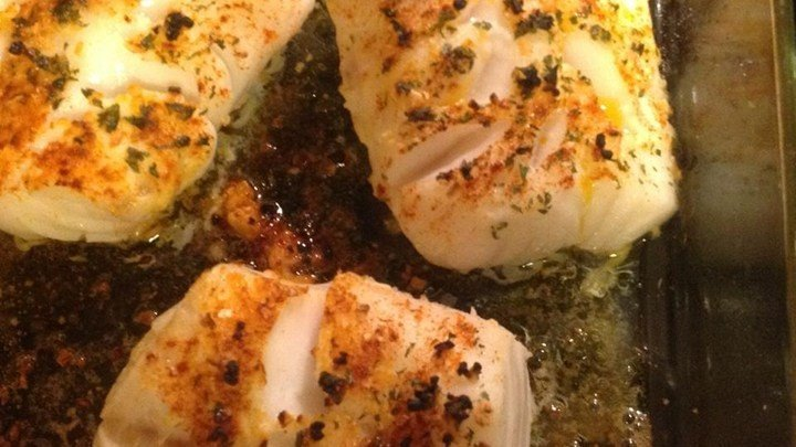 Simple Broiled Haddock download