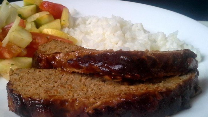 Tasty Turkey Meatloaf With Sauce download