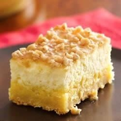 Creme Brulee Cheesecake Bars download