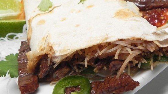 Phoritto (Pho + Burrito)