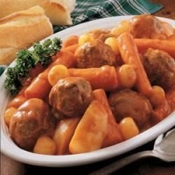 Oven Meatball Stew download