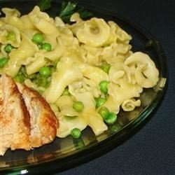 Pasta with Sweet Peas download