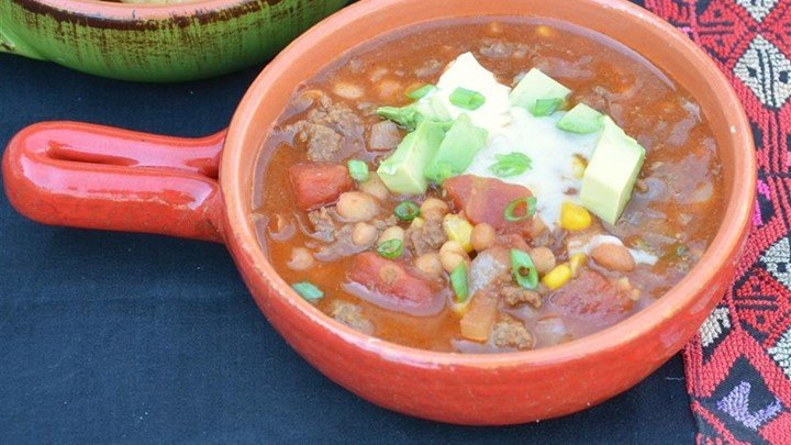 Busy Day Slow Cooker Taco Soup download