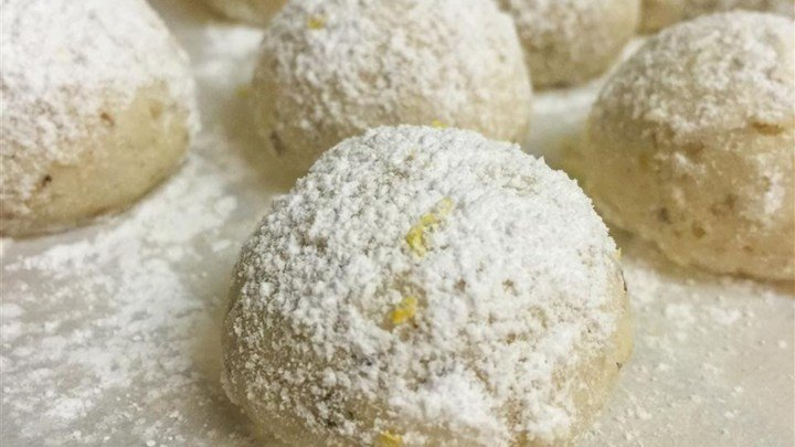 Lemon Tea Cookies download