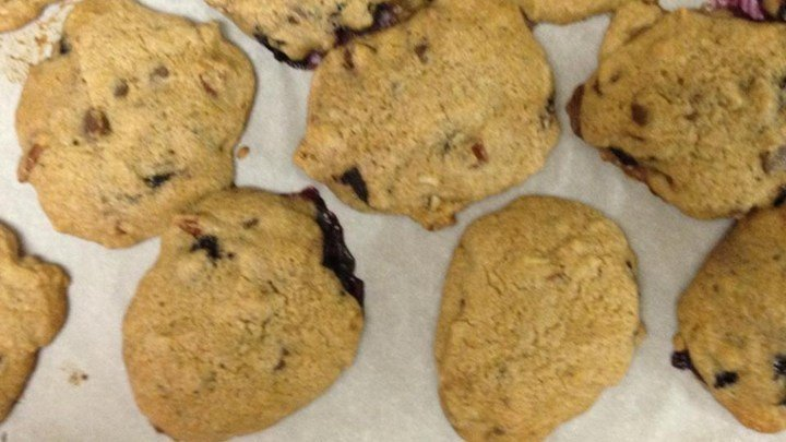 Healthier Best Big, Fat, Chewy Chocolate Chip Cookie