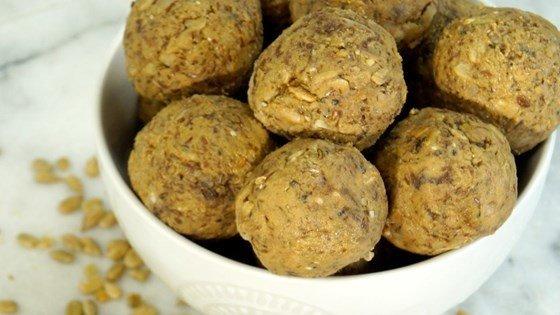 SunButter® Chocolate Chip Energy Balls