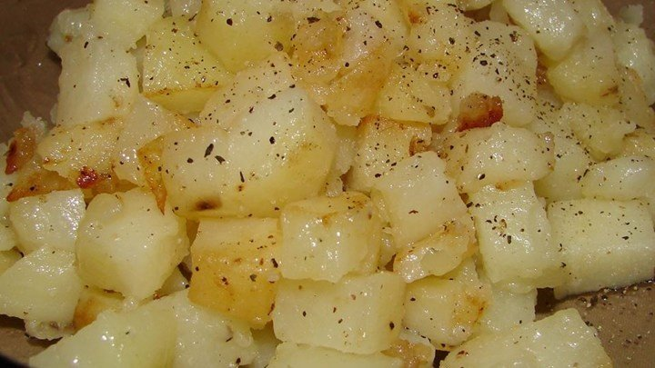 Country Style Fried Potatoes download