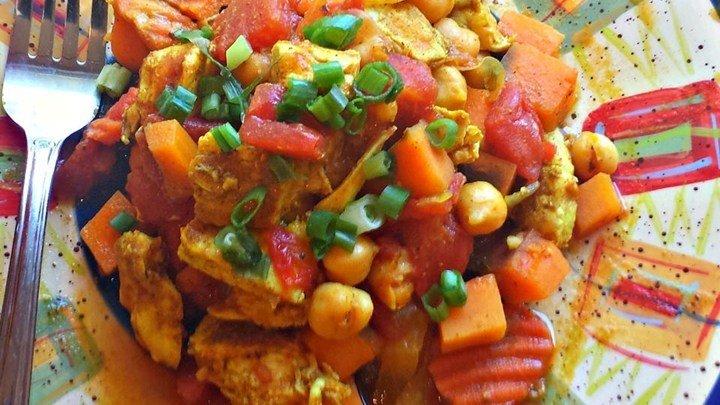 Slow Cooker Chicken Marrakesh download