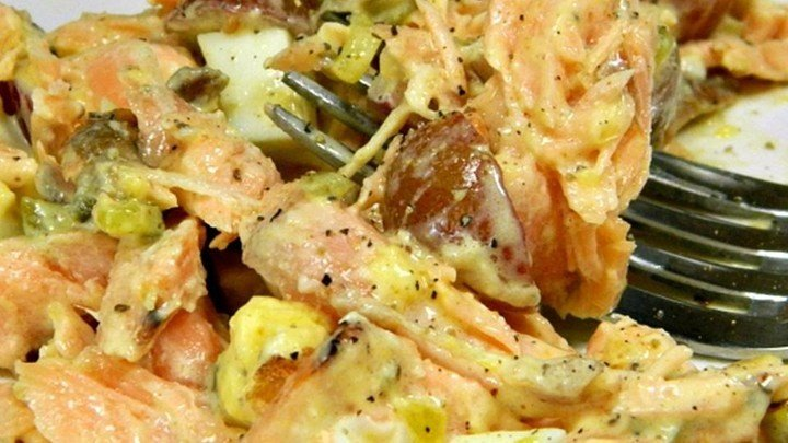 Salmon Salad Spread download