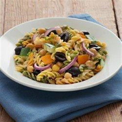 Catelli Bistro Chickpea and Mint Fusilli Salad