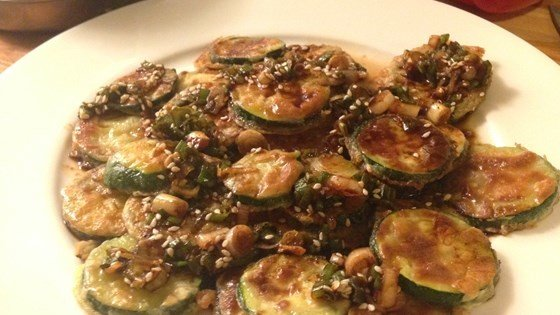 Hobak Jeon (Pan-Fried Zucchini)