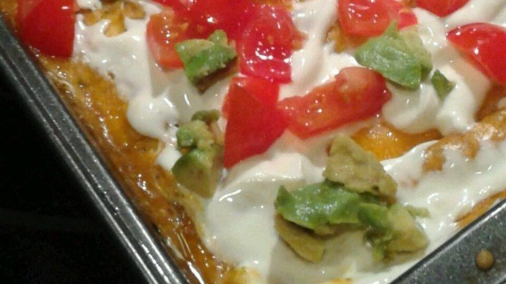 Vegetarian Black Bean Enchiladas download