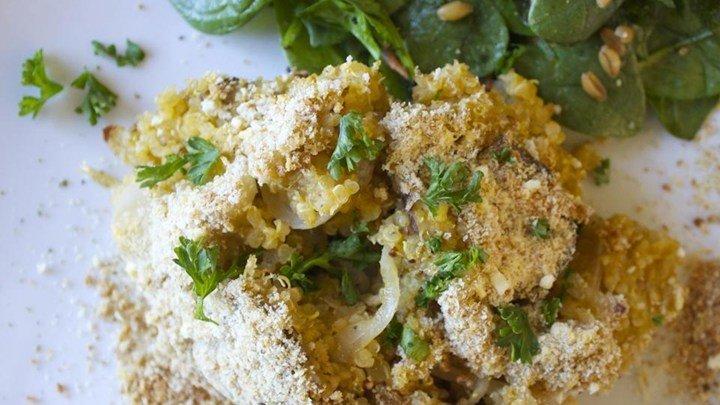 Quinoa Tuna Casserole download