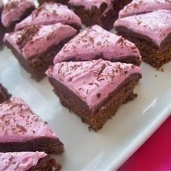 Raspberry Fudge Brownies download
