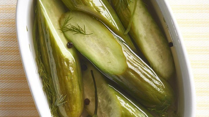 Ukrainian Dill and Garlic Pickles download