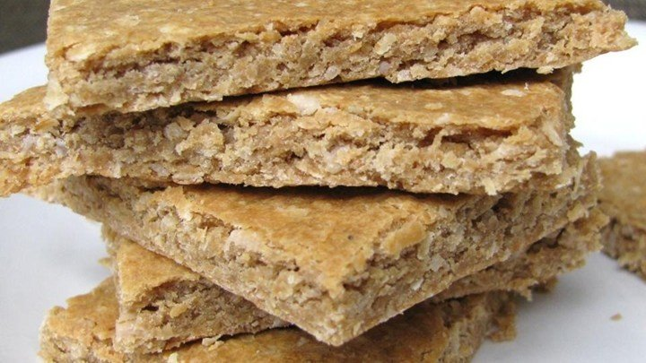 Peanut Butter Banana Protein Bars download