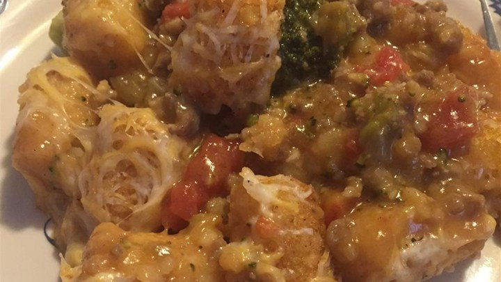 Flavorful Tater Tot® Casserole download