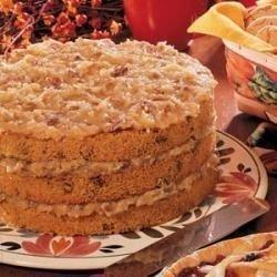 Sweet Potato Layer Cake download