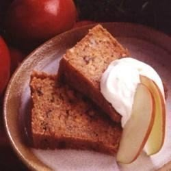 Apple Cake with Buttermilk Sauce download