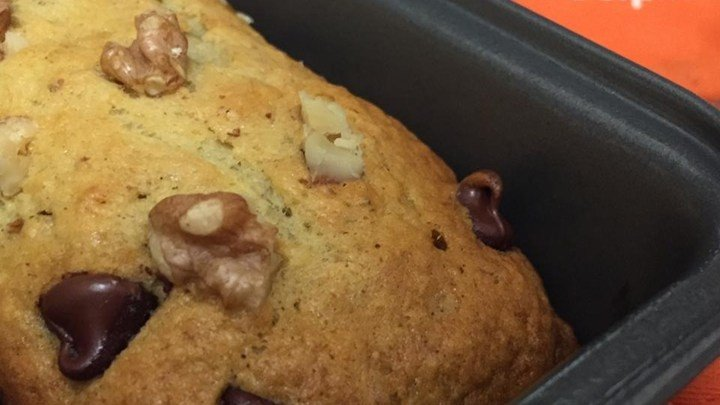 Nutty Banana Chocolate Chip Bread download