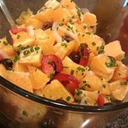 Orange and Onion Salad