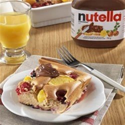 Fruity Toad in the Hole with NUTELLA® download