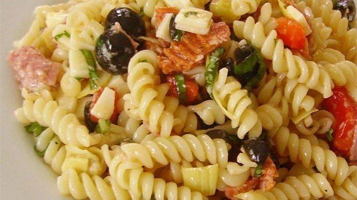 Quick Antipasto Pasta Salad download