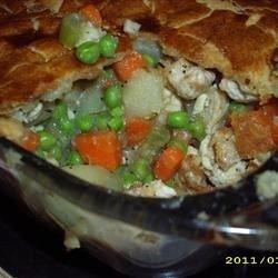 All-Natural Chicken Pot Pie download