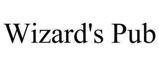 WIZARD'S PUB