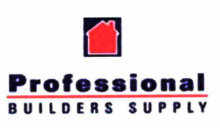 PROFESSIONAL BUILDERS SUPPLY