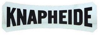 KNAPHEIDE