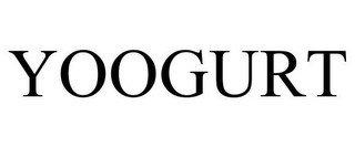 YOOGURT