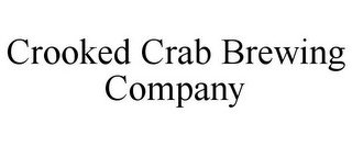 CROOKED CRAB BREWING COMPANY