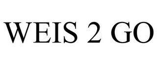 WEIS 2 GO