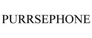 PURRSEPHONE