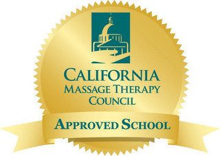 CALIFORNIA MASSAGE THERAPY COUNCIL APPROVED SCHOOL