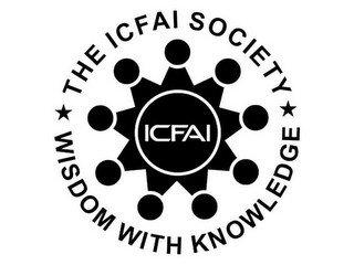 THE ICFAI SOCIETY WISDOM WITH KNOWLEDGE ICFAI