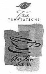 TEA TEMPTATIONS CEYLON BLACK TEA